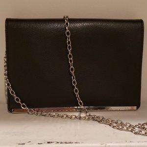 Halogen crossbody wallet